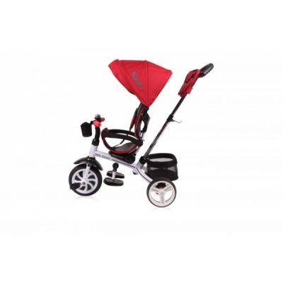 Tricicleta rocket Red
