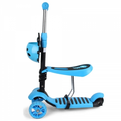 Trotineta Chipolino Kiddy Evo blue
